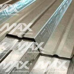 Lámina galvanizada galvadeck; Max Acero Monterrey