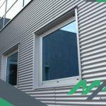 La construcción con láminas de acero acanaladas no es nueva, pero existen diferentes productos para de este tipo para mejorar una obra. Envíos a todo México